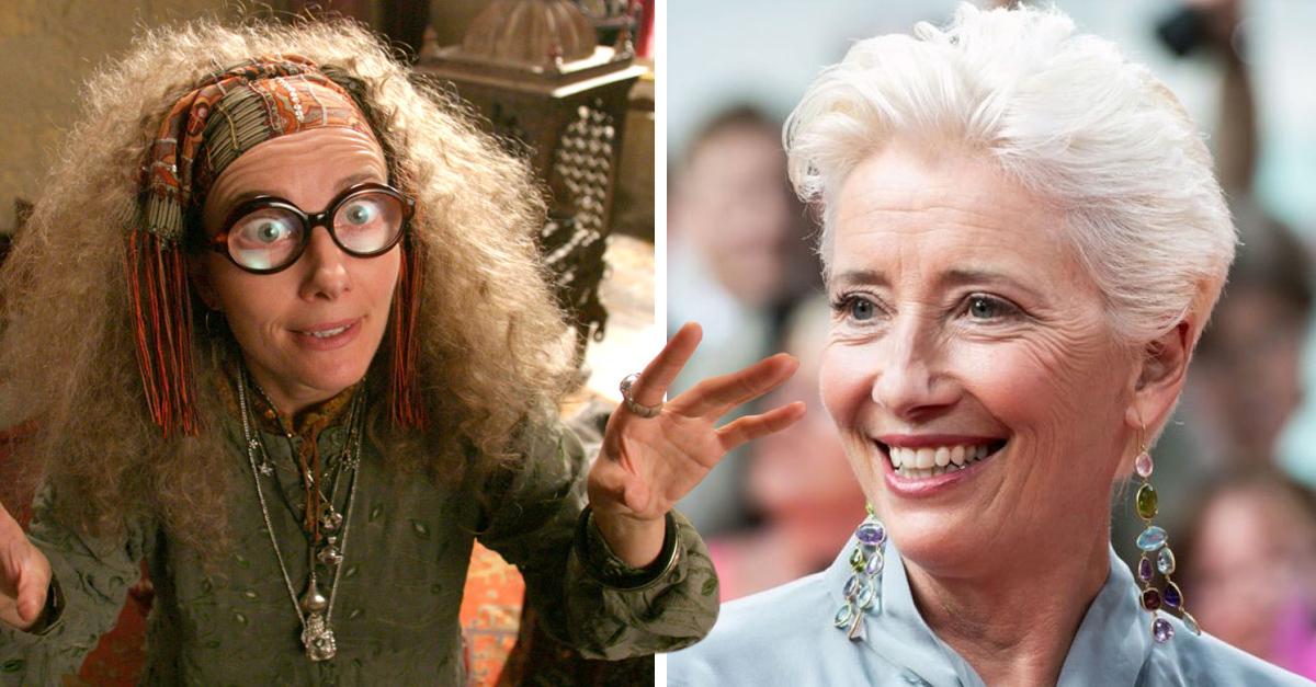 15 Actores que habías olvidado que salieron en Harry Potter