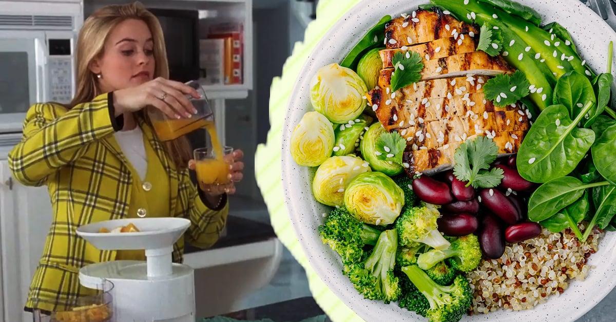 Dieta para bajar de peso mujeres peleas