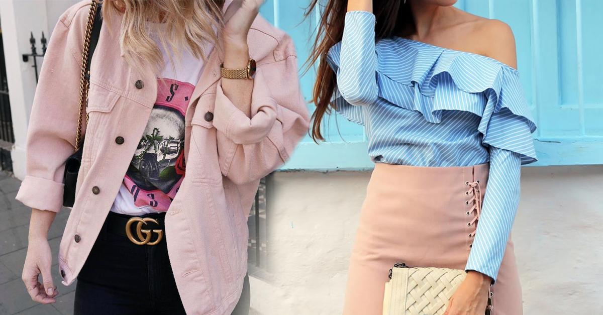 4 Colores que solo las chicas exitosas llevan en su outfit