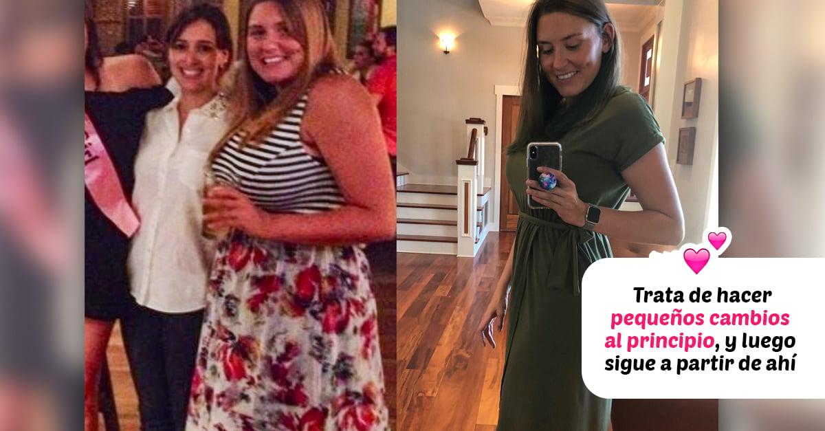 17 Personas que bajaron de peso comparten los secretos detrás de su éxito
