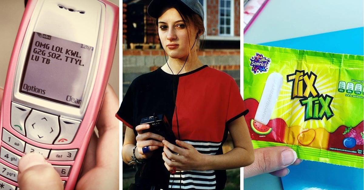 15 Cosas que hiciste por última vez sin darte cuenta