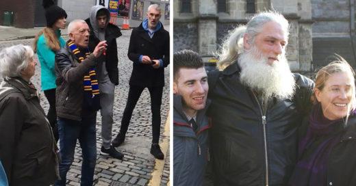 En Dublín contratan a personas sin hogar como guías turísticos