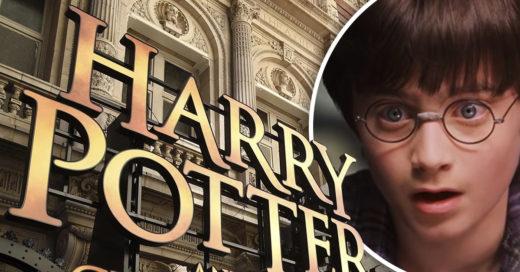 Nueva York abre sus puertas a la tienda más grande inspirada en Harry Potter