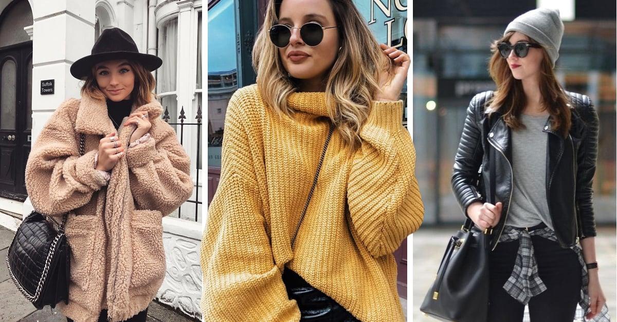 15 Outfits calientitos para ir al trabajo o a la escuela sin verte desarreglada