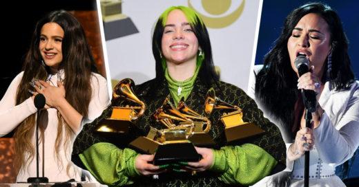12 Emocionantes momentos que nos dejó la noche de los Grammy Awards 2020
