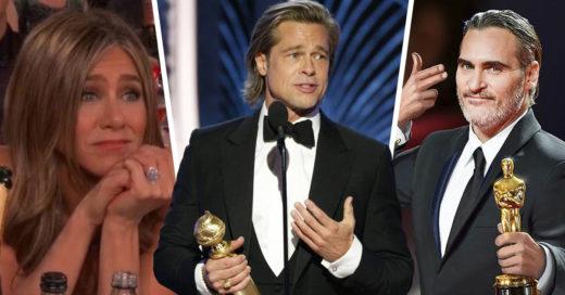 10 Momentos más intensos de los Globos de oro 2020