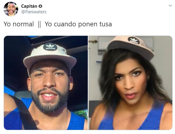 Memes de Twitter que muestran el efecto de la canción TUSA de Karol G y Nicki Minaj