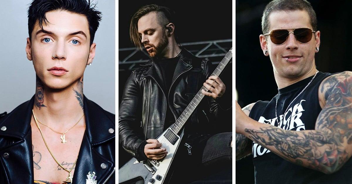 15 Músicos de metal que serán tu nuevo crush