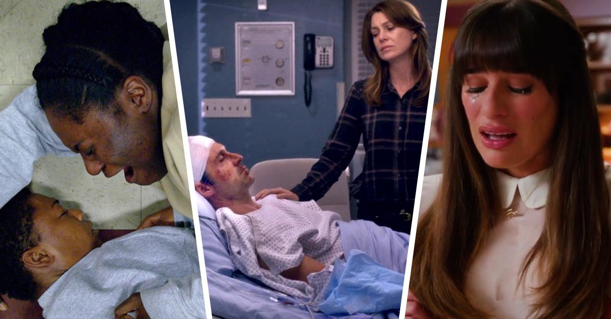 15 Muertes de la TV que nos dieron justo en el corazón