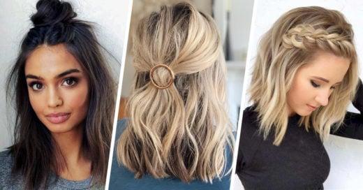 15 Peinados para lucir magnífica en la oficina