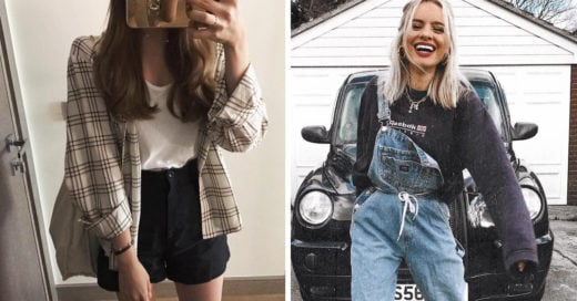 15 Ideas para usar lo ropa que pediste 'prestada' a tu novio