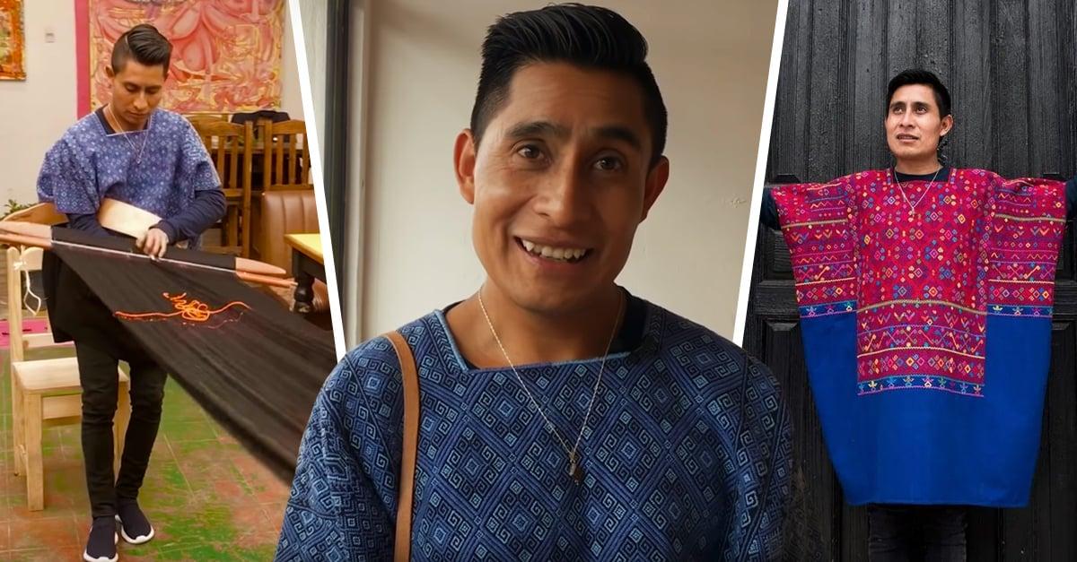 La Semana de la Moda de Nueva York le abre las puertas a diseñador indígena
