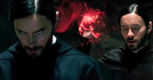 De Jóker a Vampiro, Jared Leto protagoniza el tráiler de 'Morbius'
