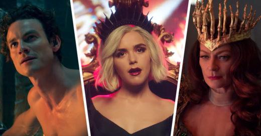 Netflix invoca el tráiler de la tercera temporada de 'El Mundo Oculto de Sabrina'