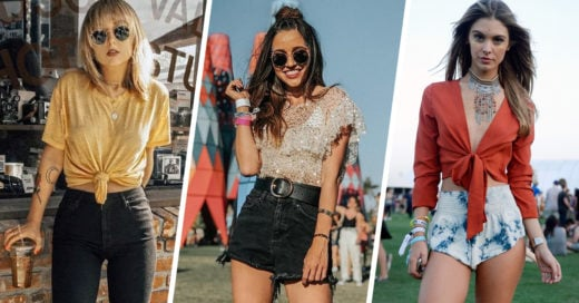 17 Outfits perfectos para ir a un concierto