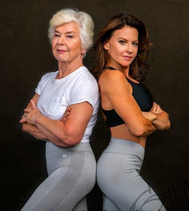 Joan MacDonald, la abuelita fitness