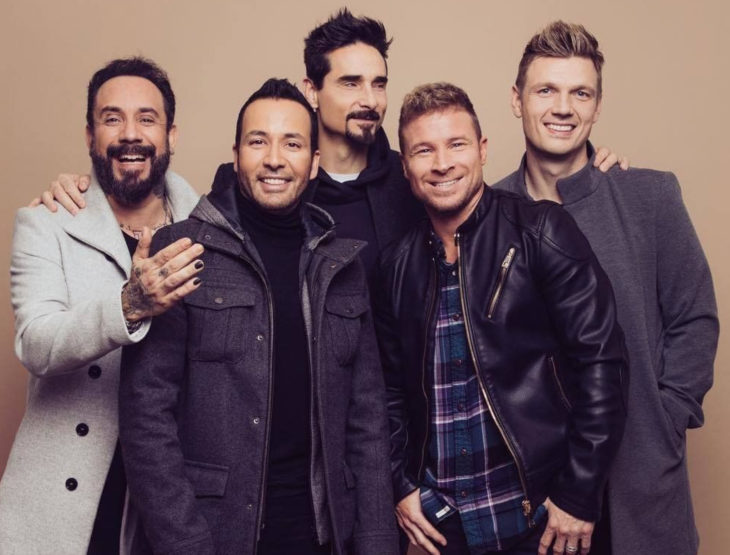 Los Backstreet Boys quieren hacer una gira con NSYNC; Nick Carter, AJ McLean, Howie Dorough, Kevin Richardson, Brian Littrell