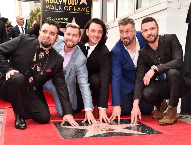 Los Backstreet Boys quieren hacer una gira con NSYNC; Justin Timberlake, Jc Chasez, Chris Kirkpatrick, Joey Fatone, Lance Bass