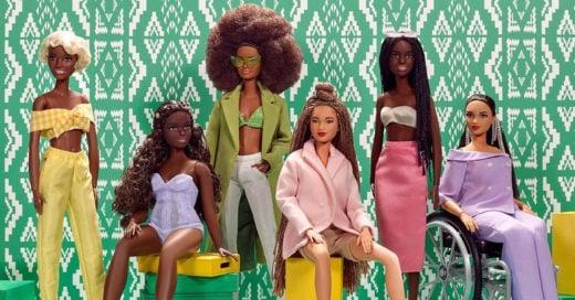 Barbie lanza nuevas muñecas que representan a las niñas de la cultura afroamericana