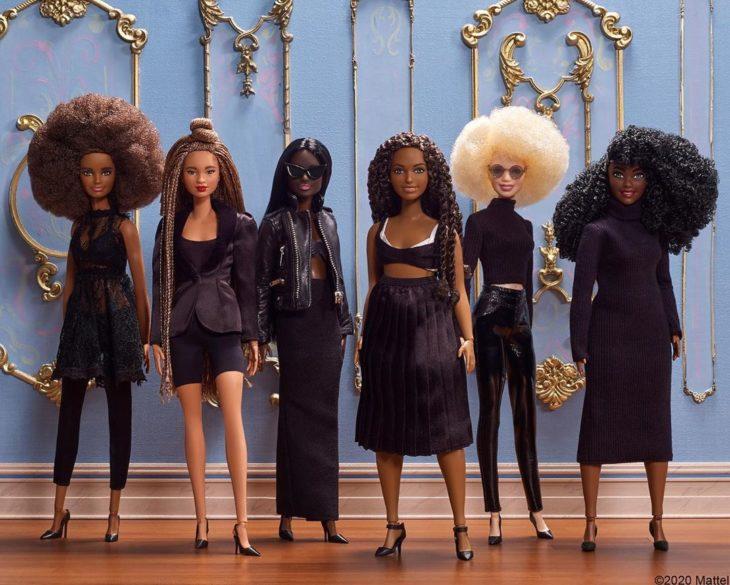 Colección de Barbie en colaboración con Shiona Turini