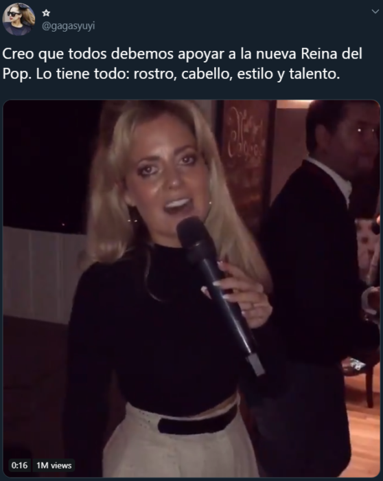 Charlotte Awbery, mujer canta Shallow de Lady Gaga y se vuelve viral
