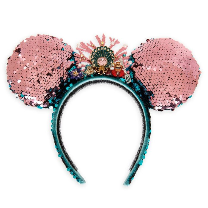 'La Sirenita' protagoniza la nueva colección de joyas de Disney y Betsey Johnson