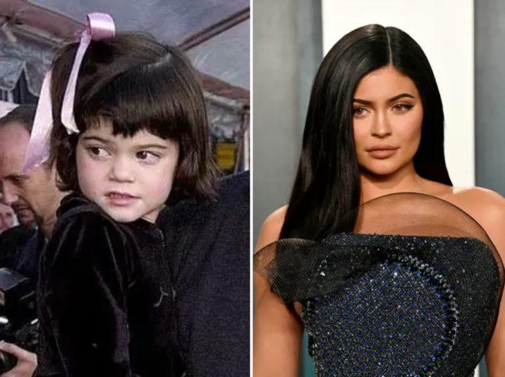 Kylie Jenner en su primera y última alfombra roja a la que ha asistido