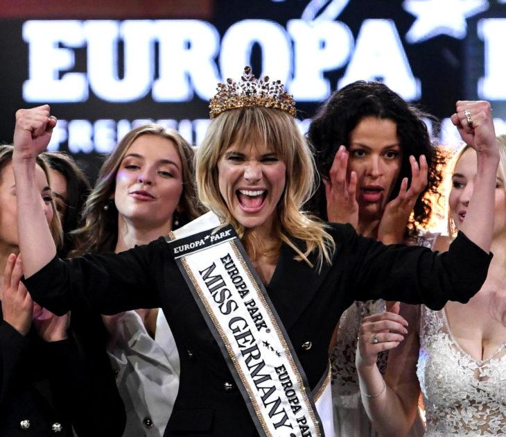 Leonie von Hase es la nueva Miss Alemania 2020 que rompe estereotipos