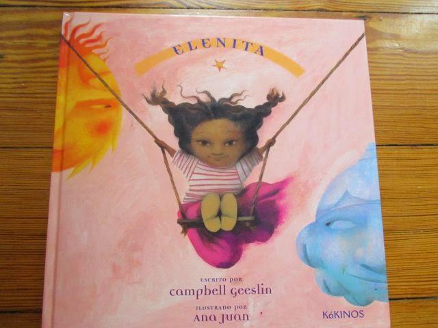 Portada del libro Elenita de Campbell Geeslin