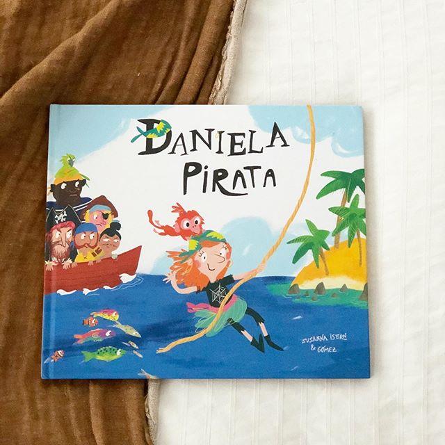 Portada del libro Daniela la pirata de Susanna Isern