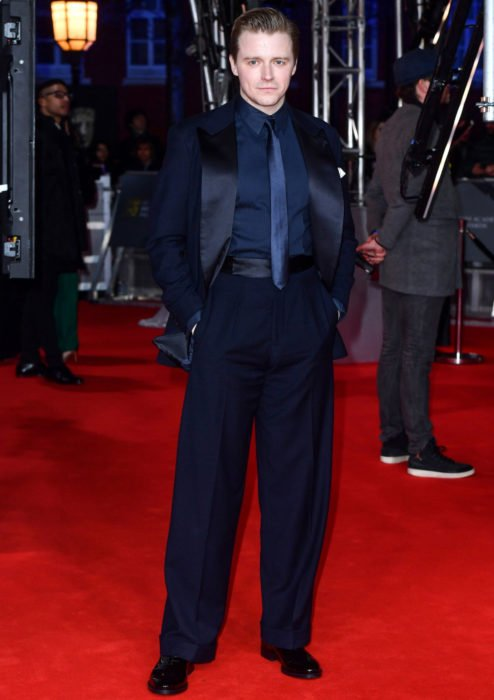 Mejores looks de la alfombra roja de los premios BAFTA 2020; Jack Lowden