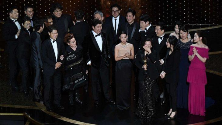 Elenco de la película Parásitos ganadora del Óscar 2020