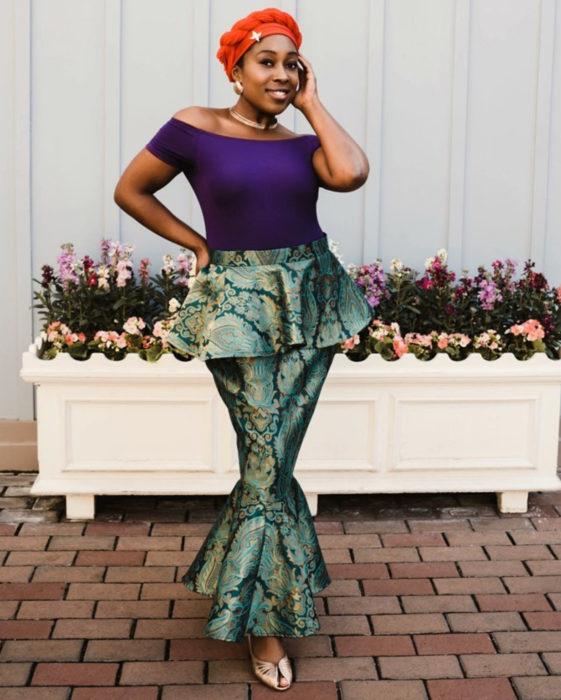 Mujeres afroamericanas recrean a las princesas Disney en versión negra para el Mes de la Historia Negra; Ariel, La Sirenita