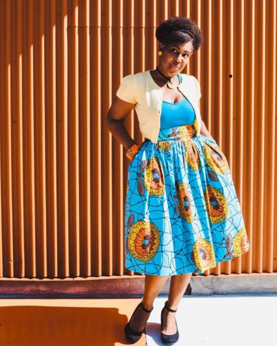 Mujeres afroamericanas recrean a las princesas Disney en versión negra para el Mes de la Historia Negra; Anna