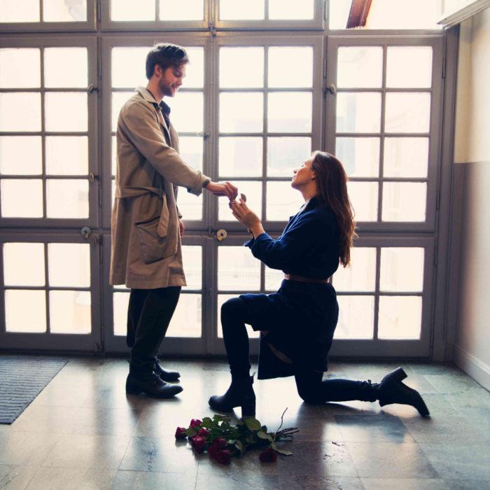 Propuesta de año bisiesto; mujeres que le piden matrimonio a sus novios, tradición irlandesa