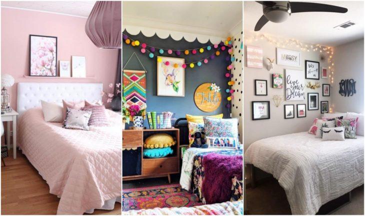 Diseños de habitaciones para mujeres jovenes