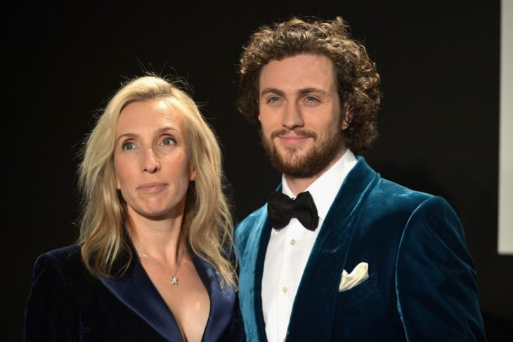 Sam Taylor-Johnson y Aaron Taylor-Johnson se llevan 23 años
