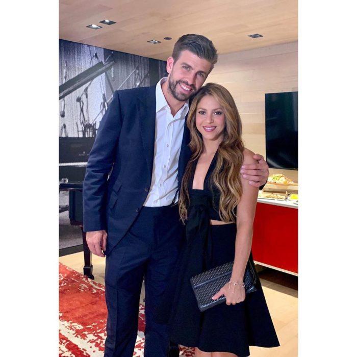 Shakira y Gerard Piqué la diferencia es de 10 años