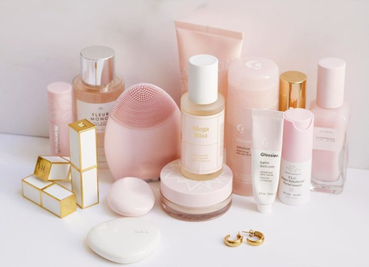 Productos para skin care