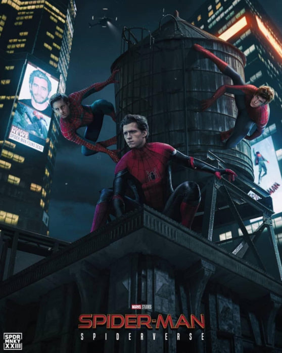 Tobey Maguire, Andrew Garfield y Tom Holland; Spider-Man se unirá a comunidad LGBT+