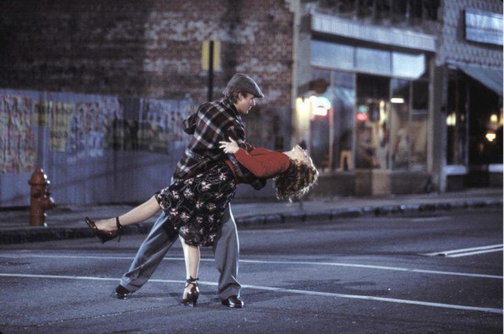 Escena de The Nothebook donde Allie y Noah bailan