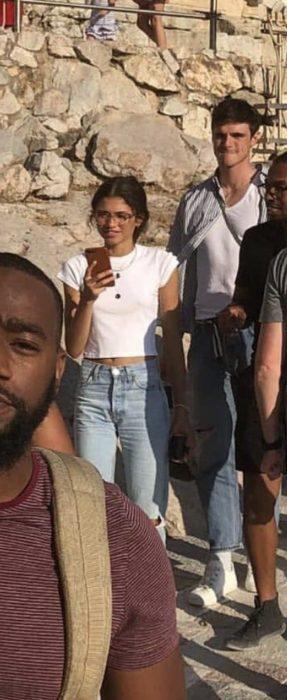Zendaya y Jacob Elordi de vacaciones en Egipto