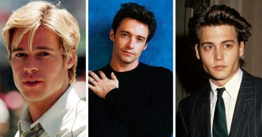 14 Famosos de los 90 que nos siguen enamorando