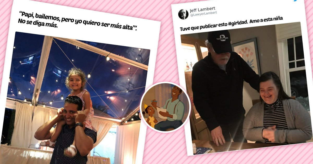 15 Tuits que demuestran el amor que papá siente por sus hijas