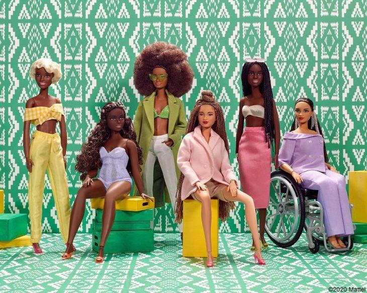 Colección de Barbies dedica al Black History Month