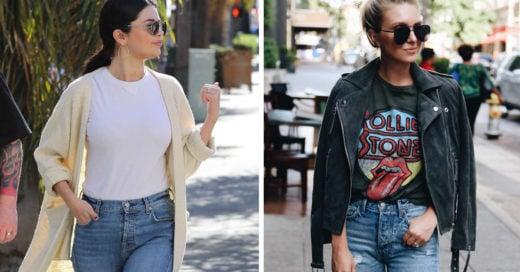 Esta es la clave para usar unos jeans y sentirte como una celebridad