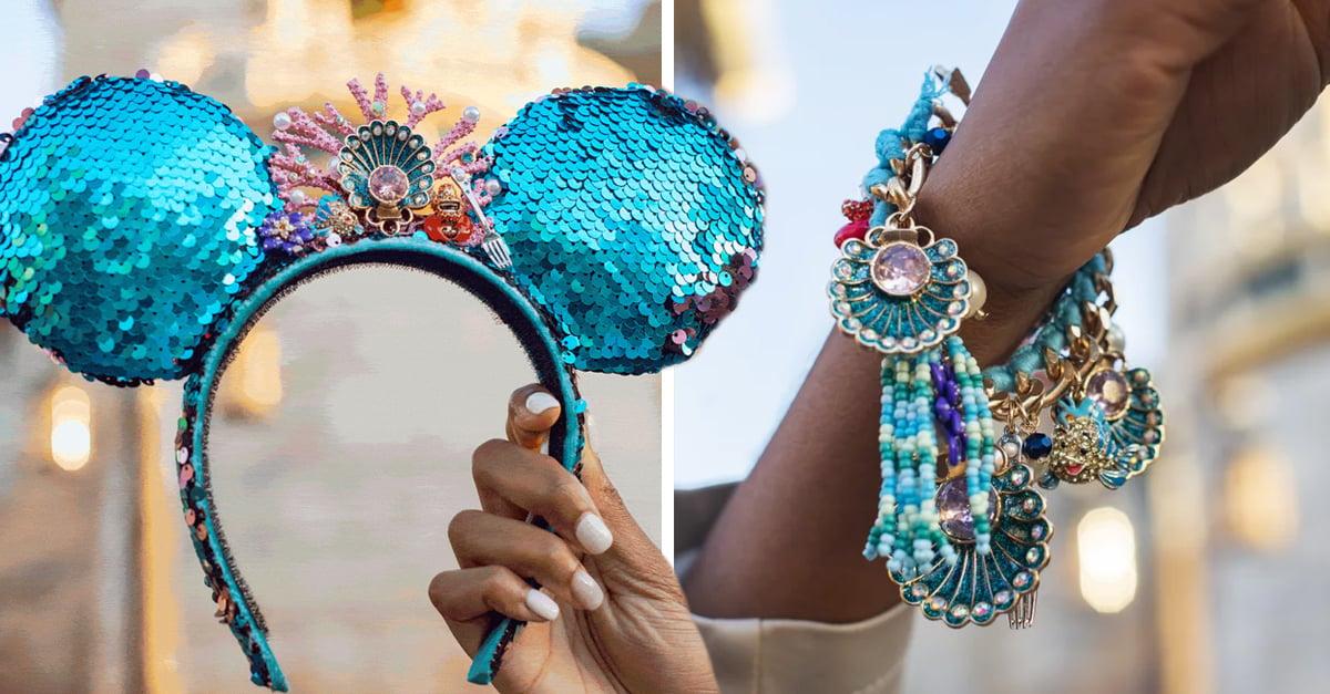 Disney tiene nueva colección inspirada en 'La Sirenita'