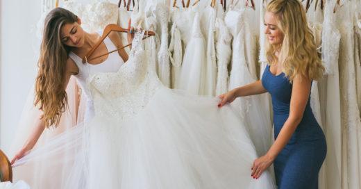 Los 8 errores más comunes cometen las chicas al elegir su vestido de novia
