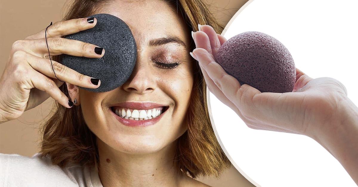 La mejor opción para tu piel y el planeta: esponja konjac