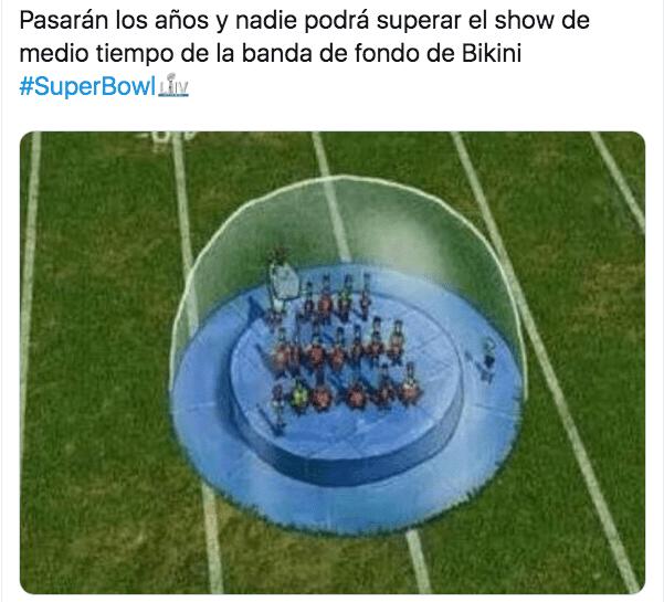 Memes que nos dejó el medio tiempo del super bowl 2020